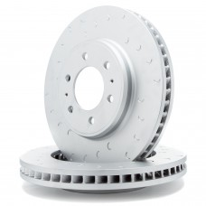 Alcon Jeep JK Replacement Rotors - Front