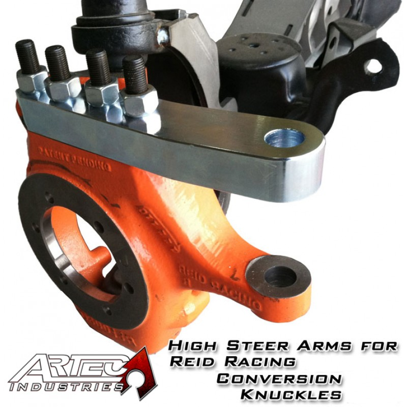 dana 30 high steer for reid knuckle passenger side artec industries
