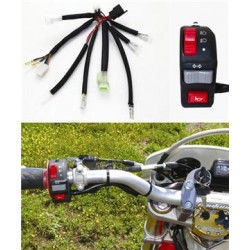 2011, Dual Sport Kit Switch Upgrade Package, EZ Mount Kits