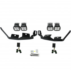 """Polaris, RZR XP1000 Headlight Kit """"Pro"""" (2014-On)"""