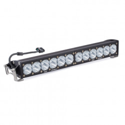 20 Inch LED Light Bar Single Straight High Speed Spot Pattern OnX6 Baja Designs