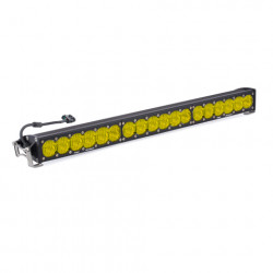 30 Inch LED Light Bar Amber Wide Driving Pattern OnX6 Series Baja Designs