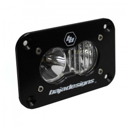 S2 Pro, LED Driving/Combo, Flush Mount