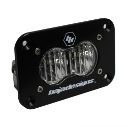S2 Sport, LED Wide Cornering Flush Mount