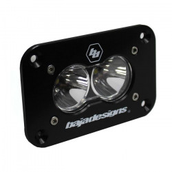 S2 Pro, LED Flood/Work, Flush Mount