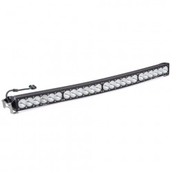 40 Inch LED Light Bar High Speed Spot Pattern OnX6 Arc Series Baja Designs