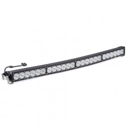 40 Inch LED Light Bar Wide Driving Pattern OnX6 Arc Series Baja Designs