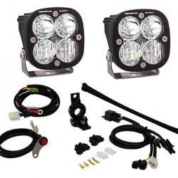Adventure Bike LED Light Kit Squadron Sport Baja Designs