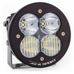 LED Light Pods Clear Lens Spot XL R Sport Driving/Combo Baja Designs