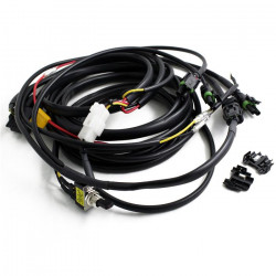 Squadron/S2 Wire Harness 3 Light Max 325 Watts Baja Designs