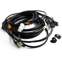 Squadron/S2 Wire Harness-3 light max 325 watts
