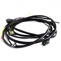 OnX6/OnX Wire Harness w/Mode-1 Bar max 325 watts