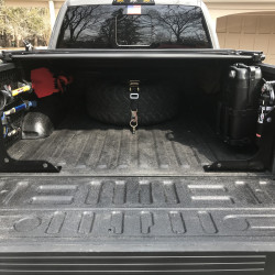 Ford F-150 Minimalist Bed Stabilizer (2015+)