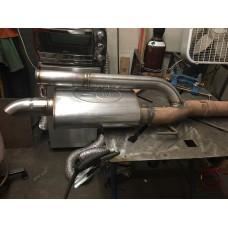 Exhaust J-Tube Resonator