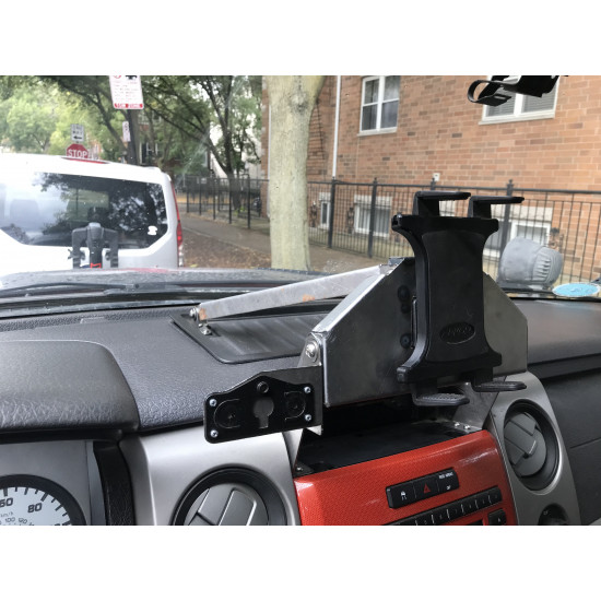 2010-2014 F-150 Tablet Dash Mount